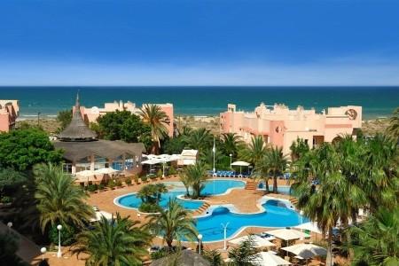 Oliva Nova Golf & Beach Resort Snídaně