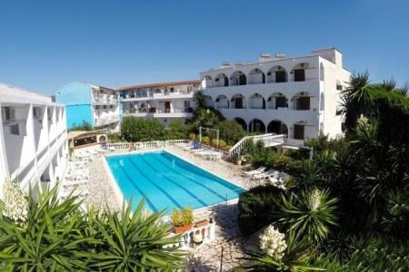 Gouvia Hotel - Korfu  - Řecko