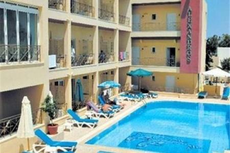Alexandros Hotel - Polopenze