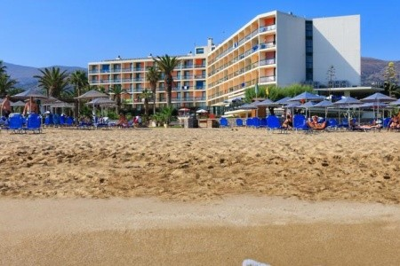 Siren Beach, Řecko, Kréta