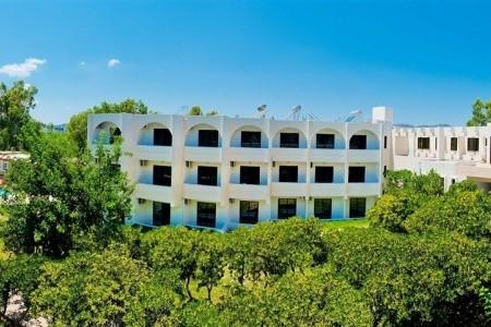 Aelia-Resort Řecko Rhodos last minute, dovolená, zájezdy 2018