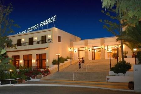 King Minos Palace, Řecko, Kréta