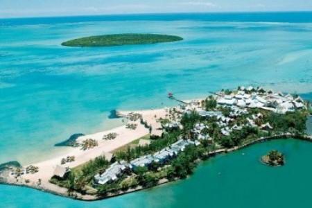 Preskil Beach Resort Polopenze