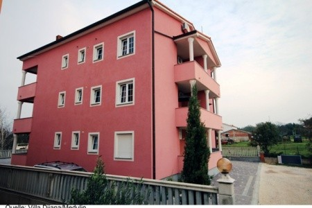 Appartements Dijana - levně