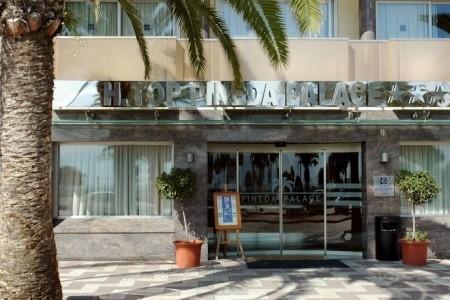 H Top Hotel Pineda Palace