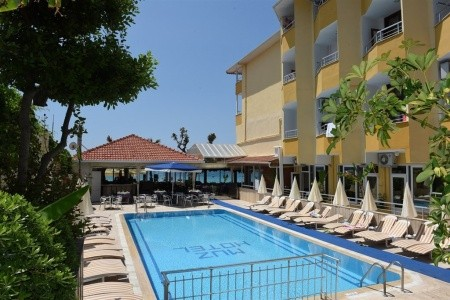 Hotel Muz, Turecko, Alanya
