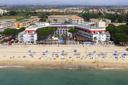 Estival Centurion Playa Snídaně