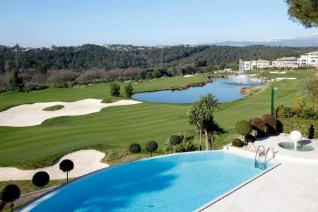 Royal Mougins Golf & Resort Snídaně