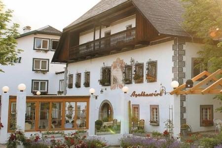 Landhotel Agathawirt Snídaně