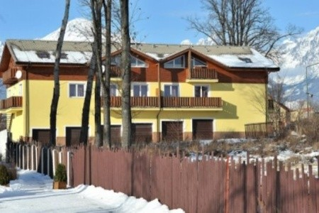 Silvestr 2018 - Apartmány Tatry Holiday