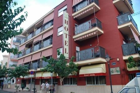 Hotel Ancla Polopenze