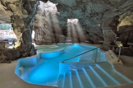 Tombolo Talasso Resort Snídaně