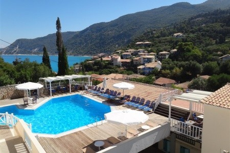 Hotel Kalypso, Řecko, Lefkada