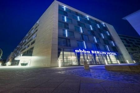 Abba Berlin Hotel Snídaně