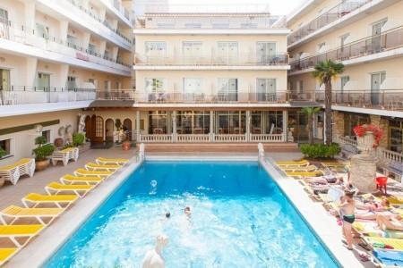 Malgrat De Mar / Hotel Ibersol Sorra D´or, Španělsko, Costa del Maresme