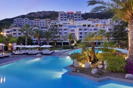 Sheraton Rhodes Resort - letecky all inclusive