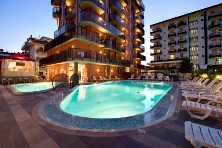 Aparthotel Sheila Itálie Lido di Jesolo last minute, dovolená, zájezdy 2015