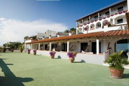 Residence La Rosa, Itálie, Ischia