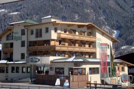 Hotel Alpina Polopenze