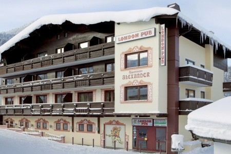 Appartement London Pub Bez stravy