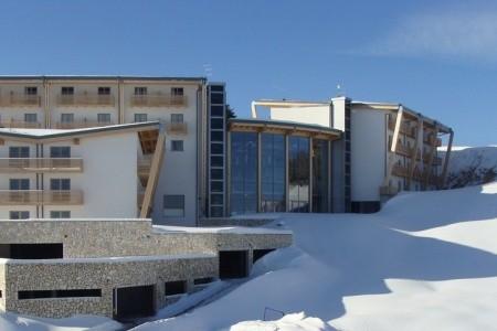 Hotel Le Blanc S Bazénem Pig- Monte Bondone Itálie Dolomiti Brenta (Val di Sole) last minute
