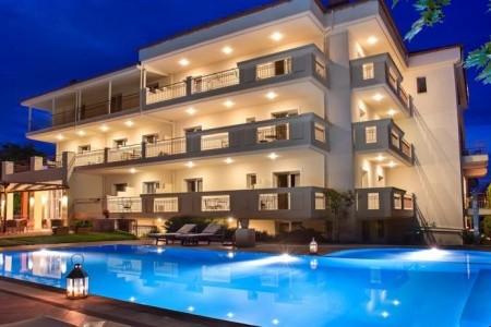 Hotel-Electra, Řecko, Chalkidiki