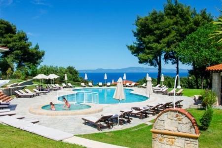 Alkyon-Resort-Hotel Řecko Chalkidiki last minute, dovolená, zájezdy 2015