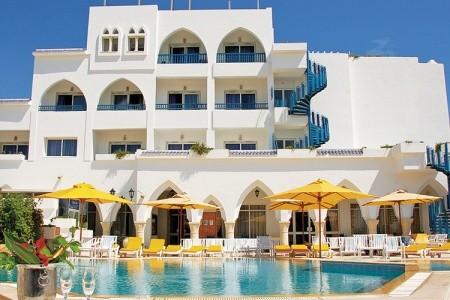 Hotel Byzance Tunisko Nabeul last minute, dovolená, zájezdy 2015