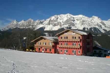 Hotel Pariente V Rohrmoos Bei Schladming - Na Sjezdovce