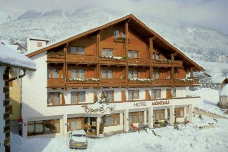 Hotel Montana Polopenze