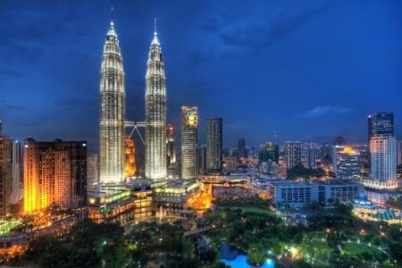 Kuala Lumpur + Siem Reap a jejich okolí