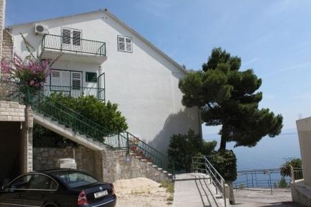 Ubytování Brela (Makarska) - 6689 Bez stravy