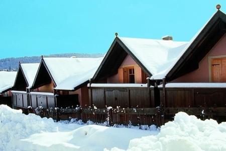 Rezidence Alpi Itálie Folgaria / Lavarone last minute