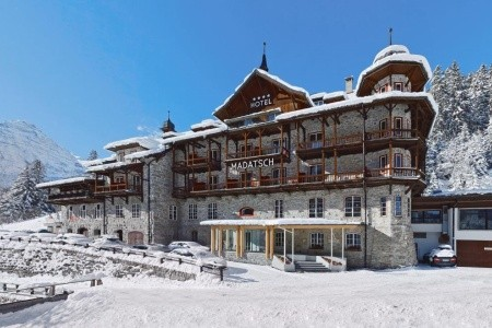 Hotel Madatsch Itálie Val Senales last minute