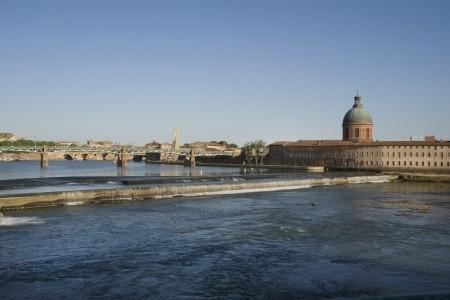 Francie, Toulouse, Hotel Ibis*** Snídaně