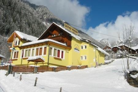 Flattach, Gasthof Innerfraganter Wirt*** - Zima - Last Minute a dovolená