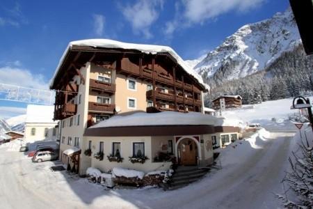 Hotel Bergland Polopenze