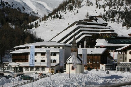 Sporthotel Kurzras Itálie Val Senales last minute