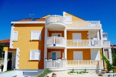 Apartmány Saneta