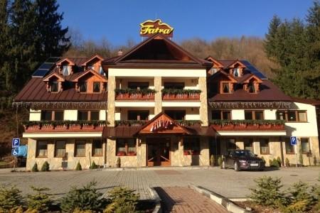 Garni Hotel Fatra - Terchová Snídaně
