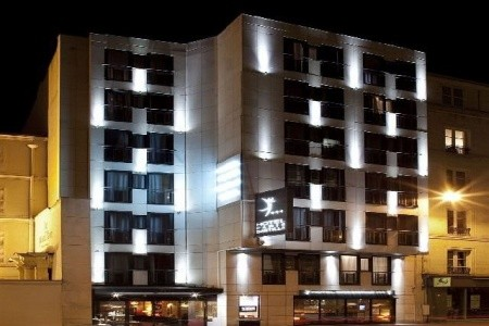 Hotel Paris Bastille Snídaně