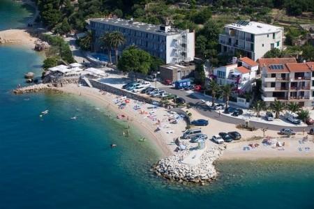 Chorvatsko - Podgora / Hotel Sirena