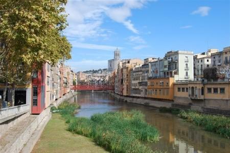 Barcelona a Katalánsko s ubytováním u moře Polopenze