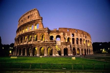 Itálie - Řím / Řím a Neapolský záliv