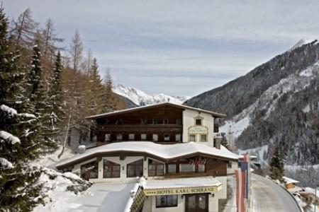 Hotel Karl Schranz Polopenze