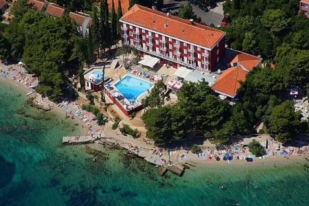 Villas Bellevue, Chorvatsko, Orebič