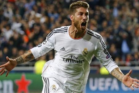 Real Madrid - Real Betis Sevilla Snídaně