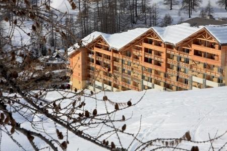 Residence Cimes Du Val D´allos Bez stravy