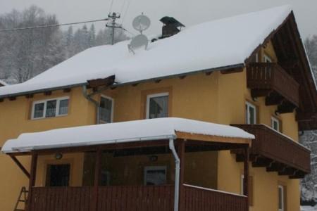 Flattach, Haus Alpenblick, Zima - Last Minute a dovolená