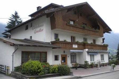 Penzion Gredler V Hippachu Snídaně